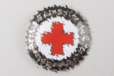 Third Reich DRK badge - Samariterin