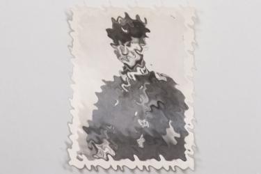 Loerzer, Bruno - portrait photo