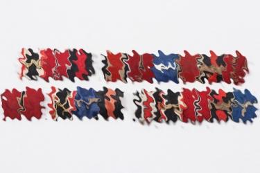 5 + Third Reich ribbon bars