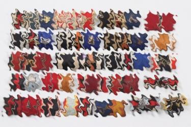Third Reich lot of ribbon bars