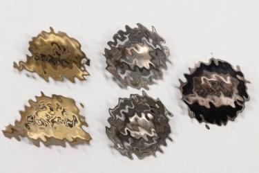 "Lot of ""Stahlhelm"" Membership Pins"