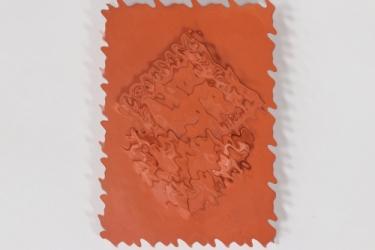 """1936 """"Kreistreffen Minden"""" clays plaque"""