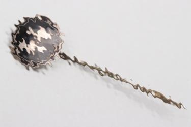 SS enamel membership pin