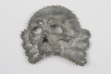 Early Allgemeine-SS skull for visor cap