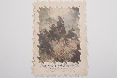 """1942 booklet """"KUNST DEM VOLK - Wehrmacht issue"""