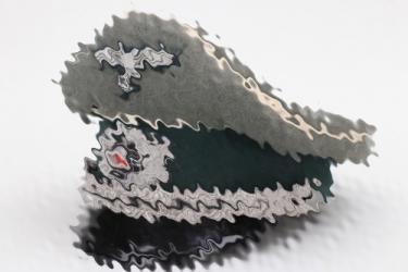 Heer Infanterie officer's visor cap - EREL