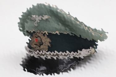 Heer Infanterie visor cap - officer