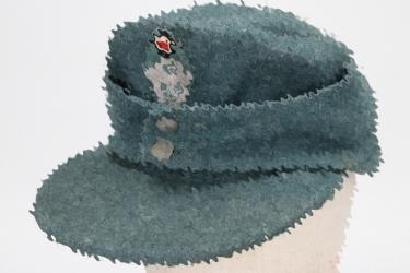 Third Reich M43 police field cap