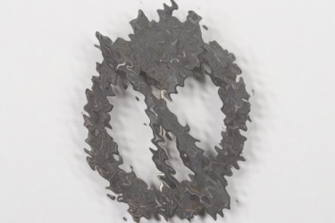Infantry Assault Badge in silver - semi-hollow
