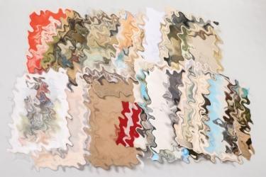 Comprehensive lot of postcards