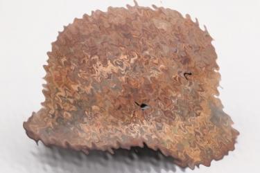 Wehrmacht M35 helmet shell