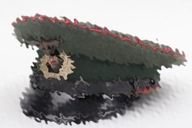 Heer Panzer-Rgt.5 visor cap - EM/NCO