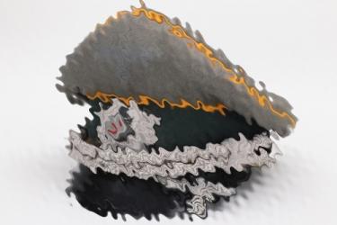 Heer Kavallerie officer's visor cap - Freudemann