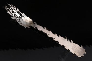 "Göring, Hermann - personal silver fork ""800"""