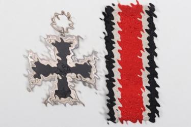 """1939 Iron Cross 2nd Class - """"100"""""""