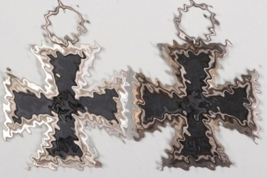 2+ 1939 Iron Crosses 2nd Class
