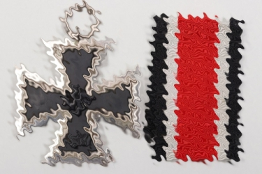 """1939 Iron Cross 2nd Class - """"106"""""""