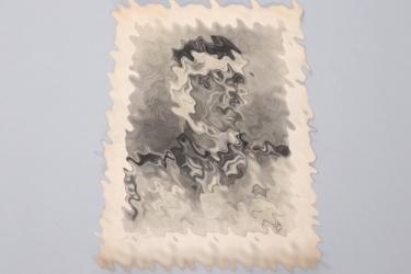 Grosse Deutsche Kunstausstellung charcoal drawing -  Vagts 44