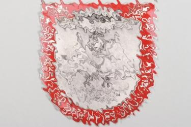 """NSKK plaque """"Motorgruppe Sachsen 1939"""""""