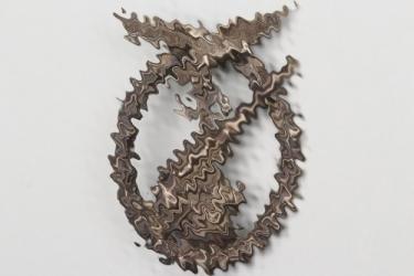 Luftwaffe Flak Badge - Juncker