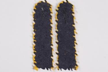 DLV shoulder boards