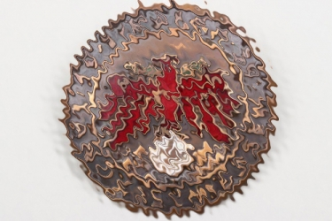1939 Tirol shooting badge in bronze - Landesschießen