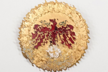 1939 Tirol shooting badge in gold - Landesschießen