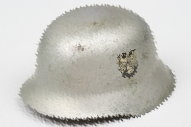 Wehrmacht helmet miniature - proxy marriage