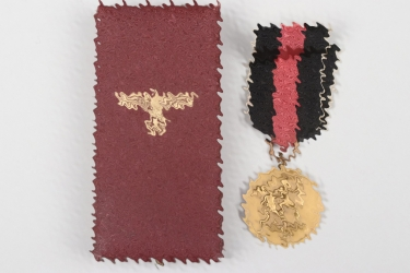 Sudetenland Medal in case