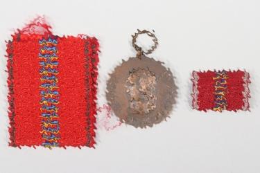 Romania - Anti-Communism Medal