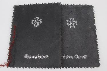 """2 + Wehrmacht """"Ehren-Chronik"""" photo album - blank"""