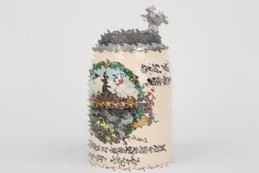 Heer Pion.Batl.45 Neu Ulm reservist's mug