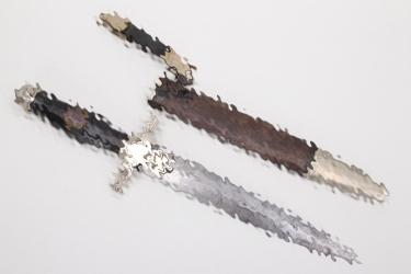 "RLB NCO's dagger with hanger ""Weyersberg"" - 1st pattern"