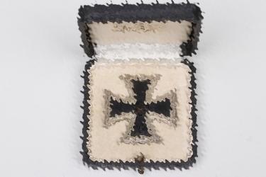 1939 Iron Cross 1st Class in LDO case
