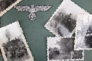 Third Reich - Infanterie Regiment 246 photo album to Max Primus