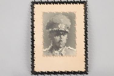 Wehrmacht Sonderführer framed portrait photo