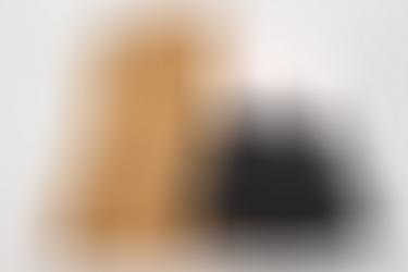 HJ brown shirt & black shorts