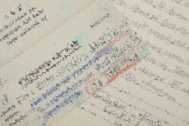 Göring, Hermann personal handwritten letter - Camp Ashcan