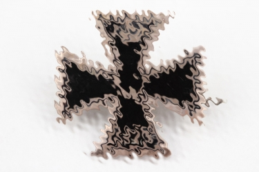 Imperial 1914 Iron Cross enamel badge