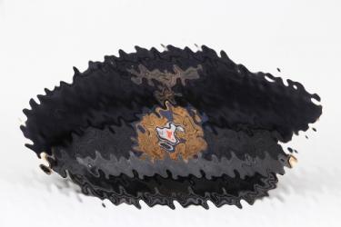 Johann Dietrich - Kriegsmarine visor cap