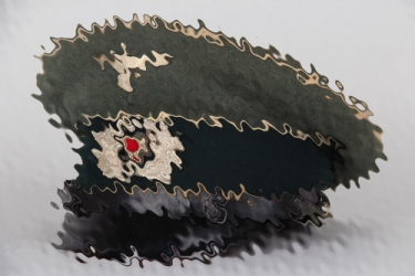 Heer Infantry EM/NCO visor cap PEKÜRO