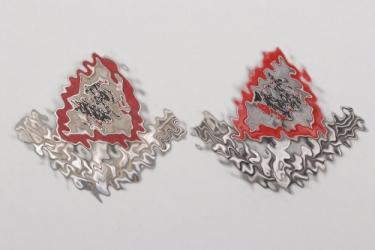 2 + RAD cap badges