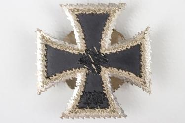 1939 Iron Cross 1st Class on screw-back - L/16