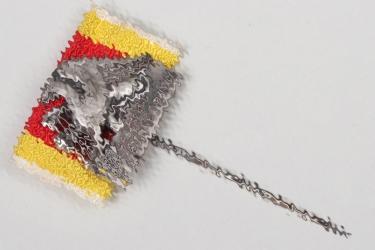 Third Reich Badischer Sängerbund membership badge