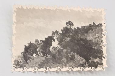 SS-Gebirgsdivision NORD postcard - Essenträger