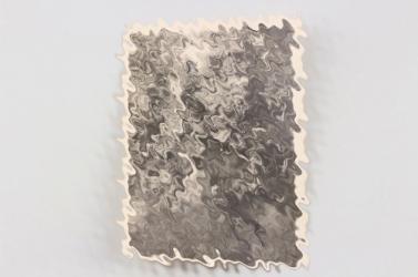 SS-Gebirgsdivision NORD postcard - Angriff im Urwald