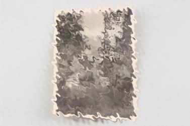 SS-Gebirgsdivision NORD postcard - Angriff im Morgennebel
