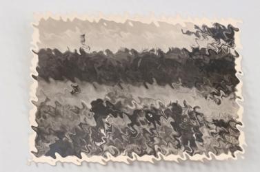 SS-Gebirgsdivision NORD postcard - In Schlauchbooten zum feindlichen Ufer