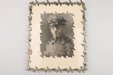 SS-Standarte Deutschland framed portrait photo
