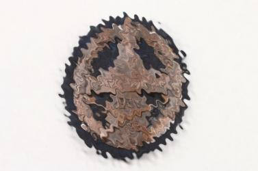 NS-Kyffhäuserbund Wettkampfsieger 1938 badge